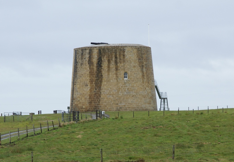 Hackness Martello Tower