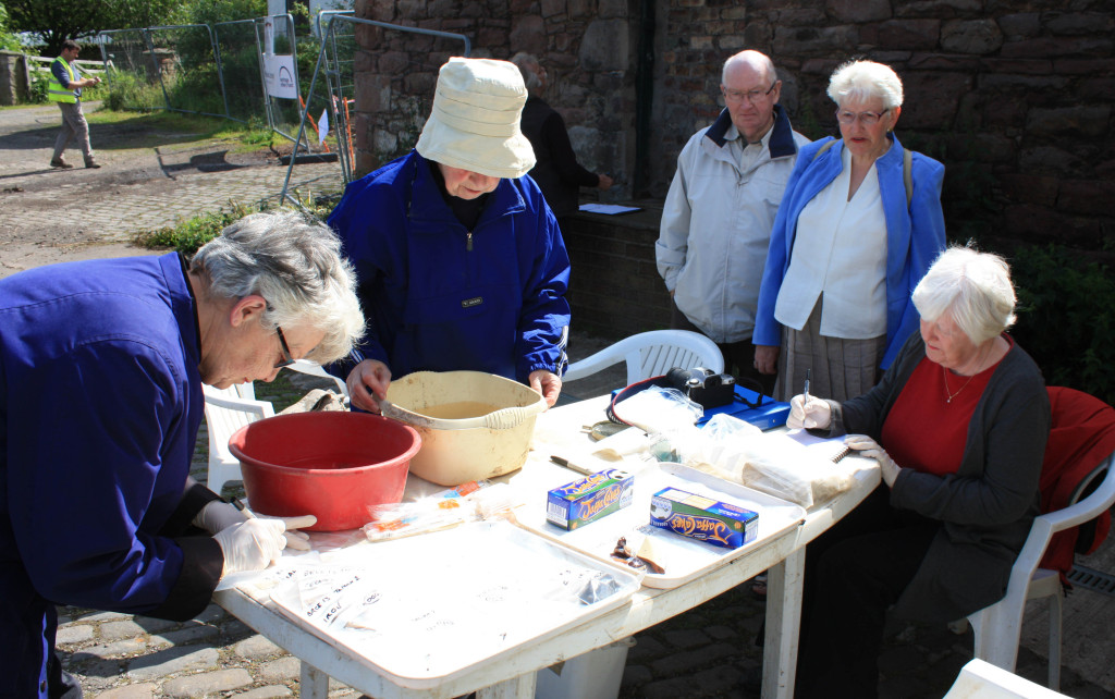 Greater Liberton Heritage Project Volunteers (Rubicon Heritage)