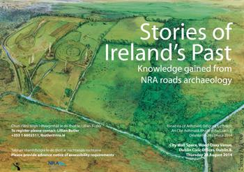 Stories of Ireland's Past NRA Seminar Poster