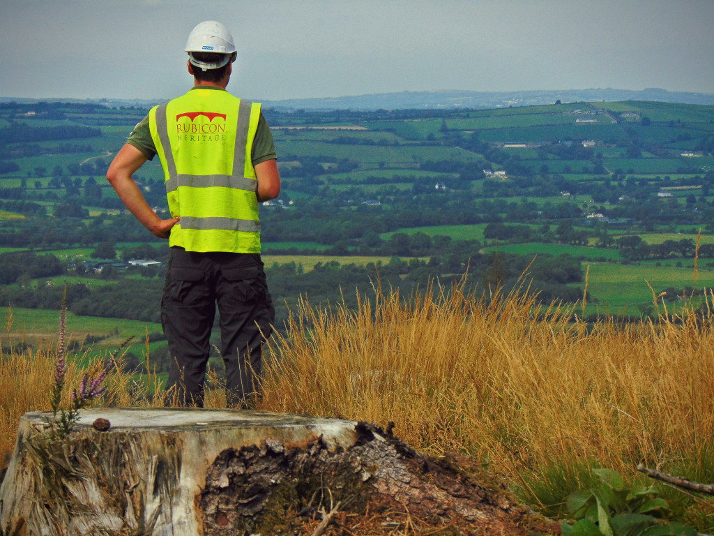 Enjoying the view in South Tipperary (Photo: Enda O'Flaherty)