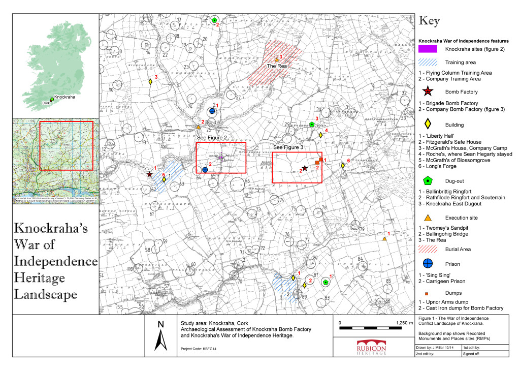 Mapping the Archaeology of Ireland's War of Independence: A Case Study of Knockraha, Co. Cork