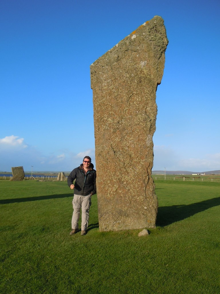 Taking in the Sites- at the Standing Stones of Stenness (Rubicon Heritage)