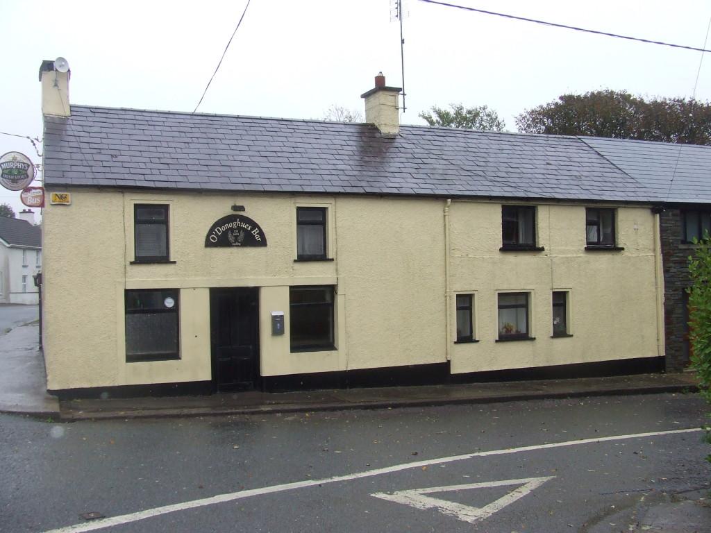 O'Donoghue's Pub, Knockraha, formerly Canavans, where I.R.A. members went following the Clonmult Ambush