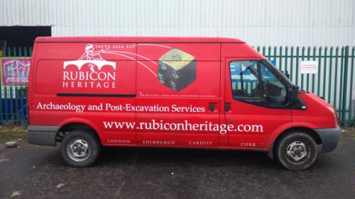 Rubicon Van