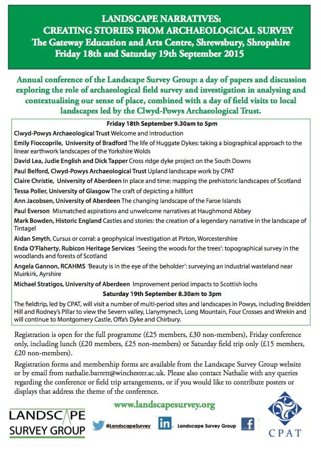 Landscape Survey Group