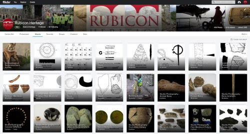 Rubicon Heritage Flickr Page
