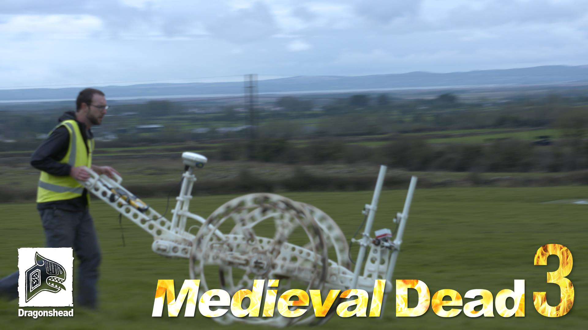 Rubicon on Medieval Dead, Yesterday Channel, 7PM