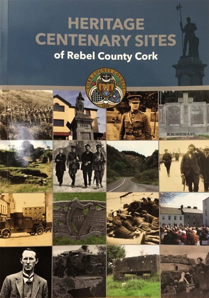 Heritage Centenary Sites of Rebel County Cork