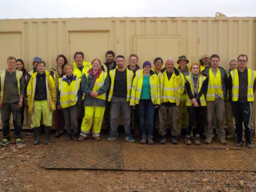 Rubicon Heritage UK Crew