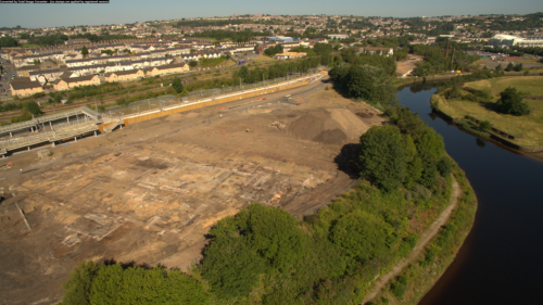 Finding a foundry! Excavations at the Hafod-Morfa industrial complex in Swansea, Wales