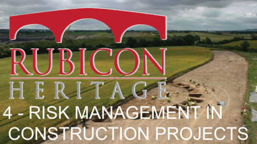 Rubicon Webinar Episode 4 – Risk Management in Construction Projects
